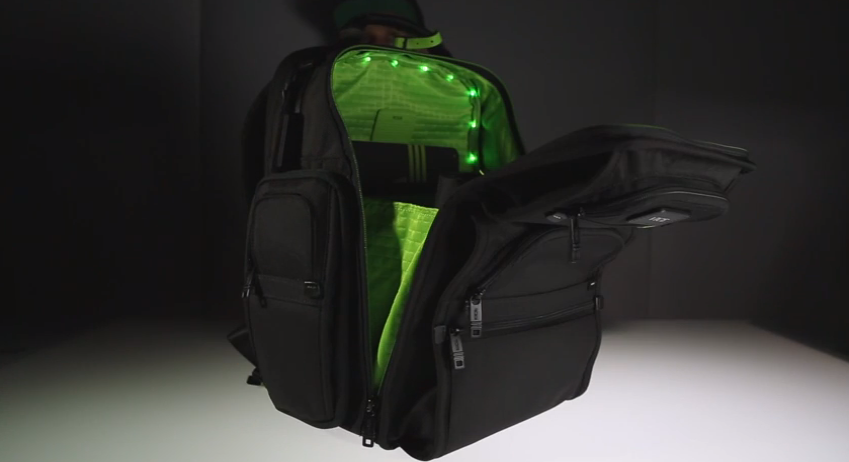 Bags With Lights Inside